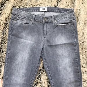 PAIGE // Verdugo Ultra Skinny Jeans